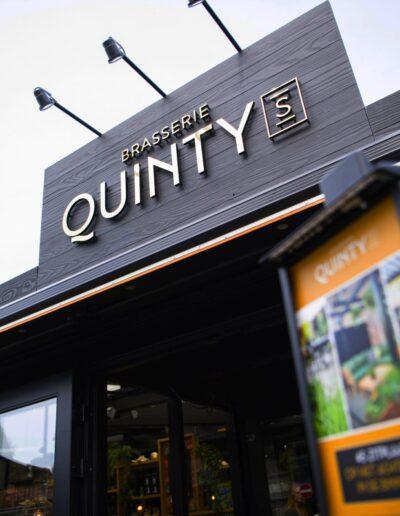 Brasserie Restaurant Quintys Texel 1