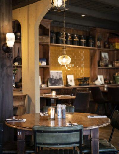 Brasserie Restaurant Quintys Texel 10
