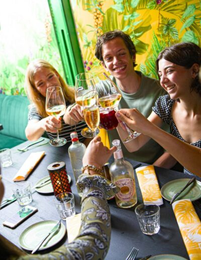 Brasserie Restaurant Quintys Texel 11