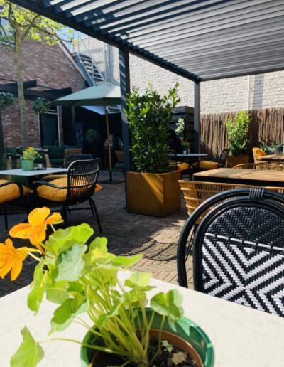 Brasserie Restaurant Quintys Texel 16