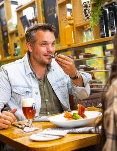 Brasserie Restaurant Quintys Texel 22