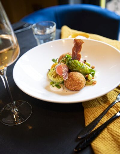 Brasserie Restaurant Quintys Texel 5