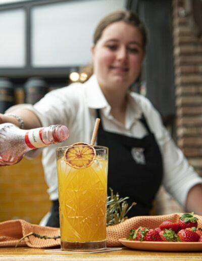 Brasserie Restaurant Quintys Texel 7