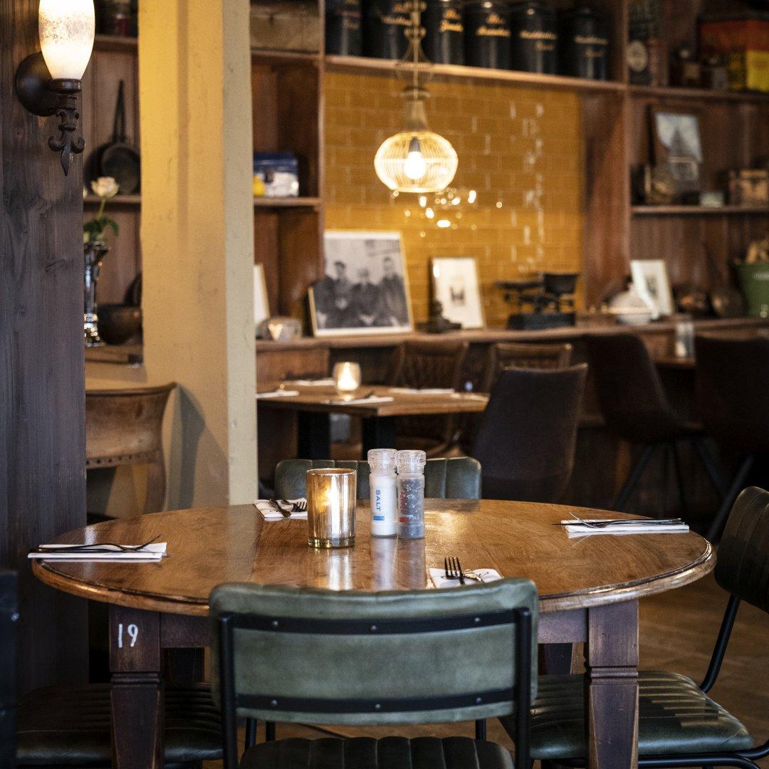 Reserveer deze tafel in Brasserie Quinty's, De Koog op Texel