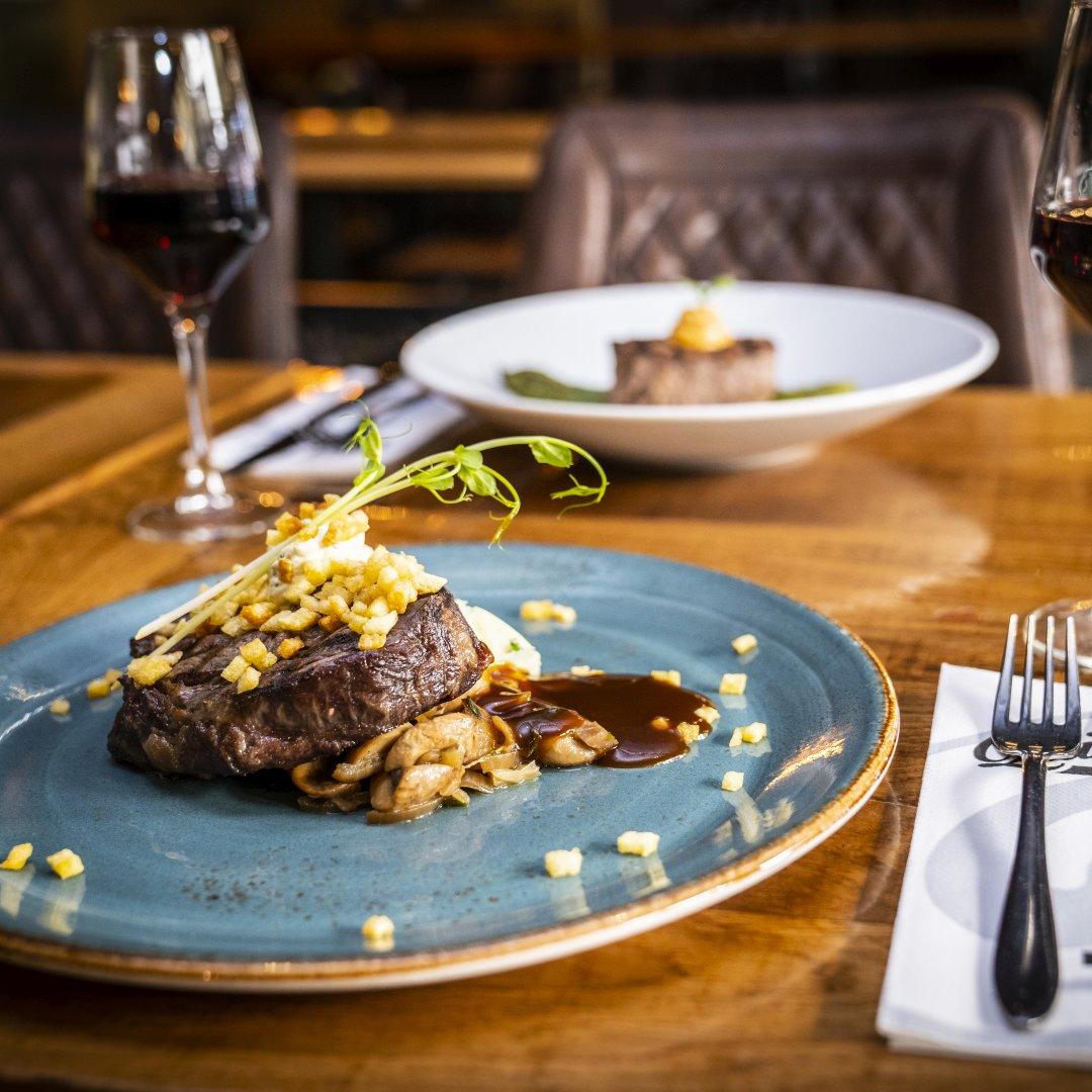 Steak Restaurant Brasserie Quintys De Koog Texel