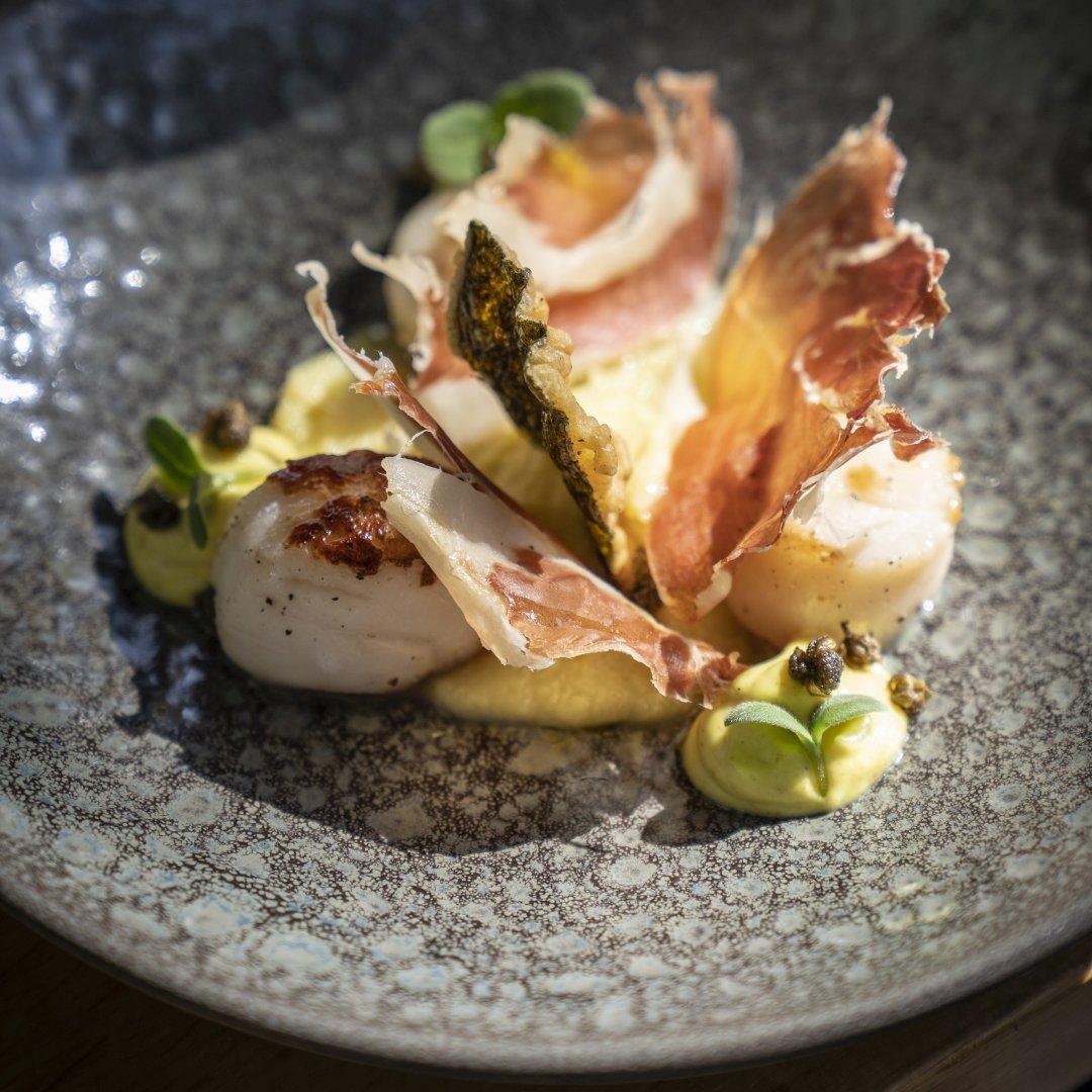Voorgerecht Restaurant Brasserie Quintys De Koog Texel